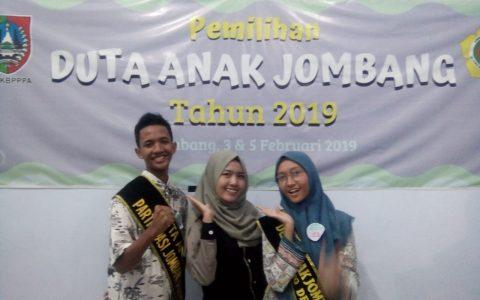 Pemilihan Duta Anak Jombang 2019