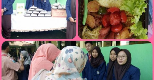 SMKN 2 Jombang Mengasah Perilaku Entrepreneur Pada Siswa